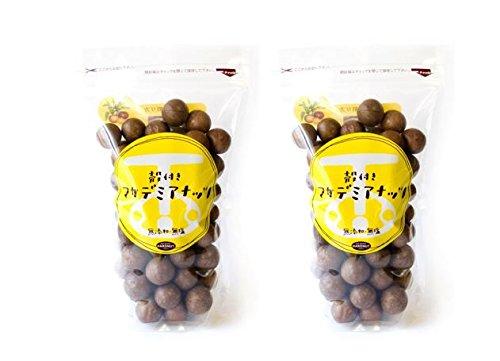 ニダフジャパン ロースト殻付きマカデミアナッツ ハードナッツ 無添加 無塩 454g×2袋