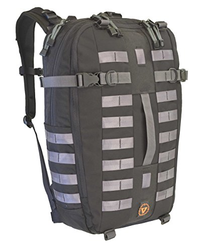 Venture Luggage Digitech 20 Modular Laptop Backpack, Men\'s, Black, Large