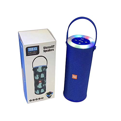 Best Bargain Caiors TG513 Distribution Network Bluetooth Speaker Card subwoofer originative Gifts LE...