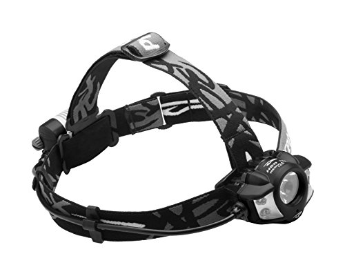 Princeton Tec Apex Pro LED Lampe Frontale, Mixte, APXL-Pro-BK, Noir, 275 Lumens