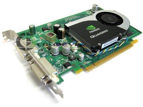 HP 454318–001PCI-E 256MB tarjeta de video NVIDIA Quadro fx-370456136–001