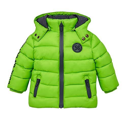 Mayoral - Jungen Winterjacke Anorak, grün -2.483g, Größe 80