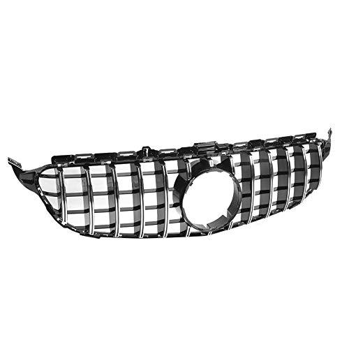 Gorgeri Front Hood Mesh bumper mesh grill bumper mesh grill accessoires radiator grill mesh fit voor W205 GT 15-18