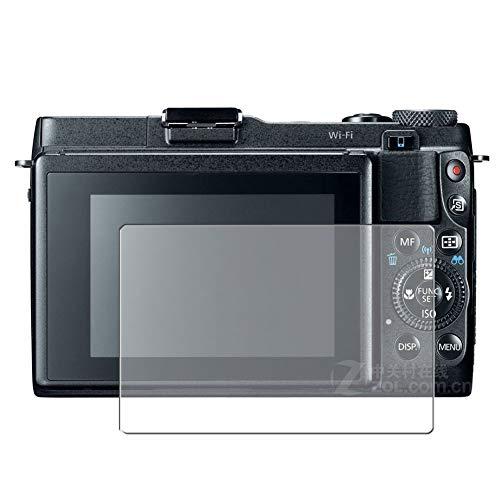 Vaxson 3-Pack Anti Luce Blu TPU Pellicola Protettiva, compatibile con Canon PowerShot G1 X Mark II / G1X Mark 2, Screen Protector Film [ Non Vetro Temperato ]
