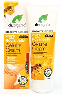 Dr.organic Organic Royal Jelly Cellulite Cream 200ml