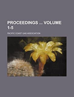 Proceedings Volume 1-5