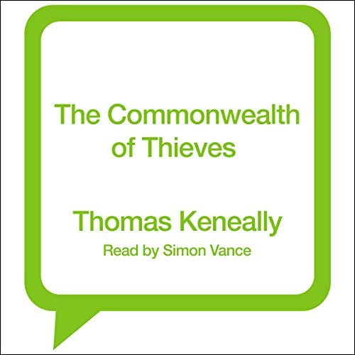 The Commonwealth of Thieves audiobook cover art