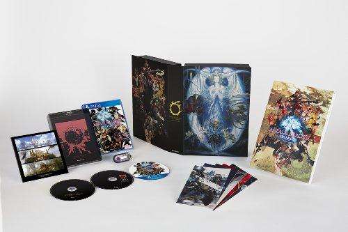 Final Fantasy XIV - A Realm Reborn - Collector's Edition [PS4]