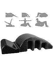 Pilates boog massage wervelkolom correctie cervicale correctie yoga back massager brancard spinale orthese apparatuur ontspannen brancard voor lumbale steun ruggengraat