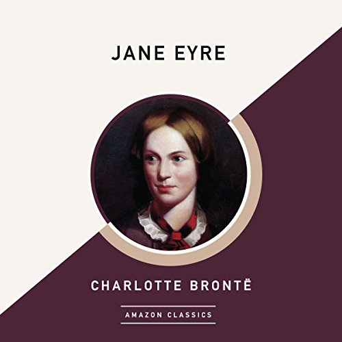 Jane Eyre (AmazonClassics Edition) audiobook cover art