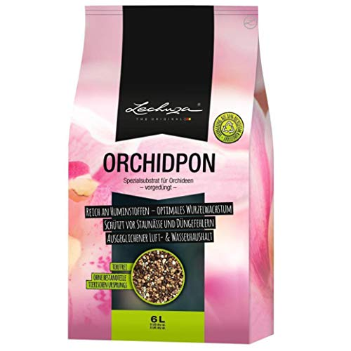 Lechuza ORCHIDPON 6 litros Macetero, Neutro