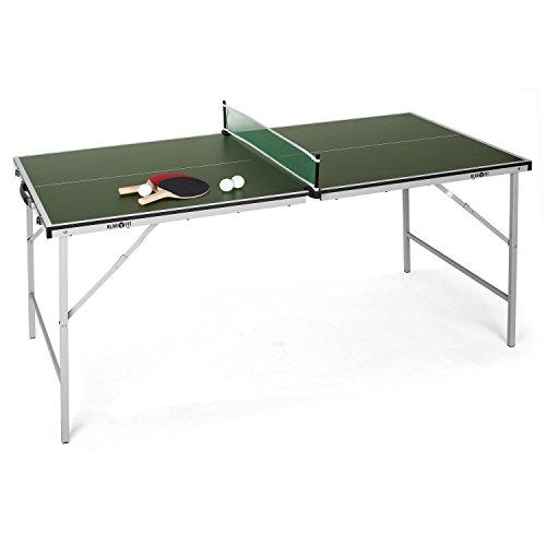 Klarfit King Pong Mesa de Ping-Pong...