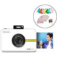 Cámara Digital Instantánea Polaroid Snap Rosa Zink tecnología de impresión de tinta Zero Nuevo