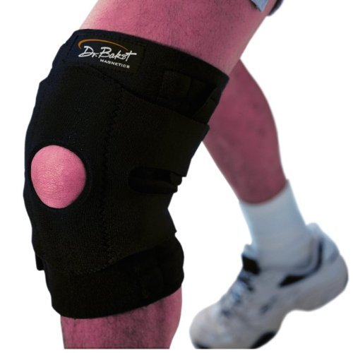 Magnetic Knee Brace From Dr. Bakst Magnetics