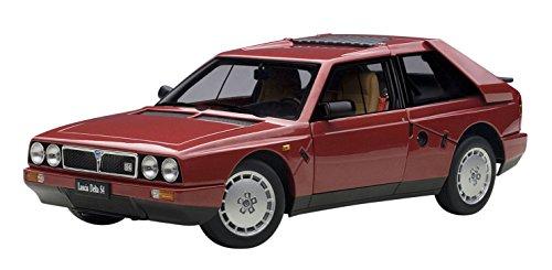 Lancia Delta S4 Stradale Red 1/18