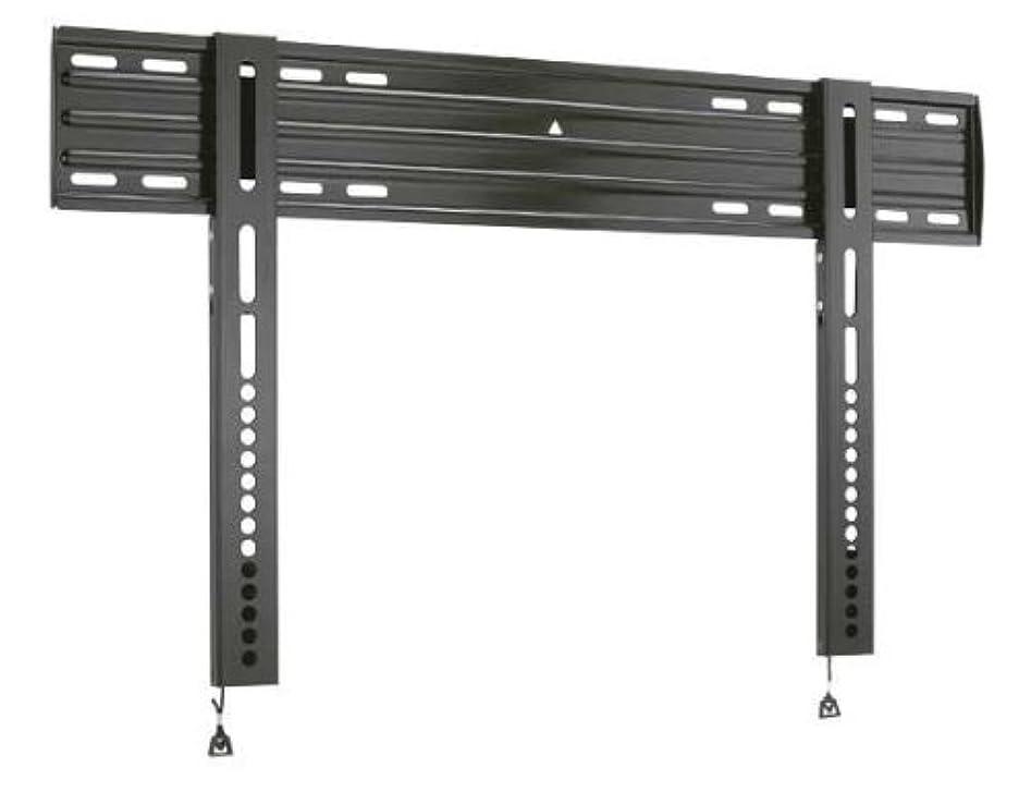 先生レジ暫定Milestone AV Technol 壁掛け金具 超薄型固定 対応TVサイズ 32V型~70V型 ブラック VLL10-B1