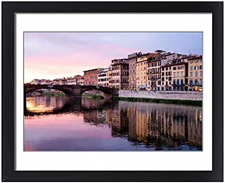robertharding Framed 20x16 Photo Very popular of River The UN Arno shopping Florence