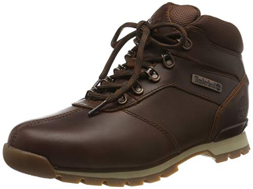 Timberland Splitrock 2, Stivali Chukka Uomo, Marrone Saddle Brown U14, 40 EU