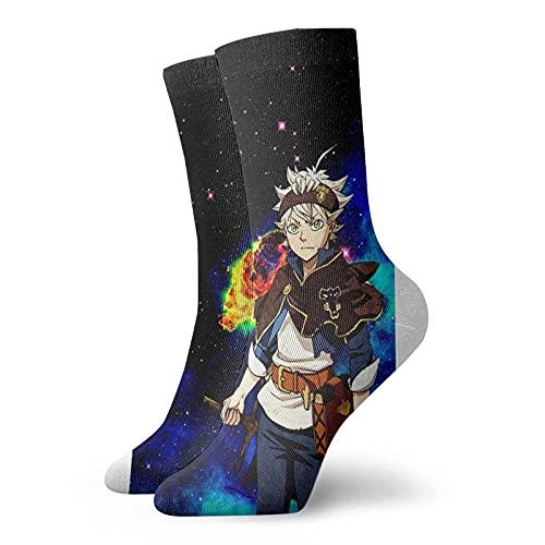 Calcetín estampado unisex, calcetín de algodón novedoso, calcetín de algodón de moda