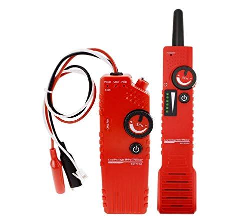 HYLH Detector del Detector Cables SubterráNeos, Baja TensióN con FuncióN De Polaridad...