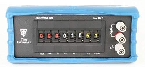 Zeit Electronics 1051Beständigkeit Box niedrigen Ohm, 0,01ohm-1m Ohm