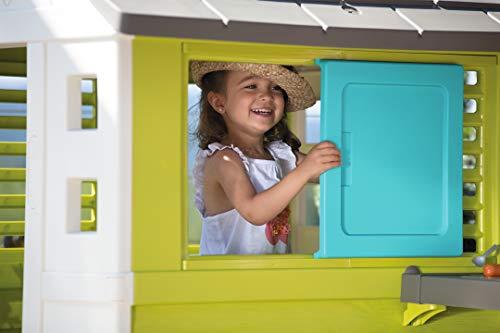 Pretty Spielhaus mit Außenküche (Smoby) - 9