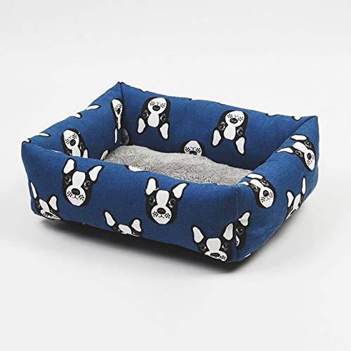 JZCXKJ Soft Fleece Pet Dogs Beds Mats For Small Medium Dogs Puppy...