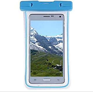 Phone Pouches - For Optimus G Pro 2 F350 D837 D838 Universal Cover Underwater Luminous Phone Case For V20 V30 Swim Waterpr...