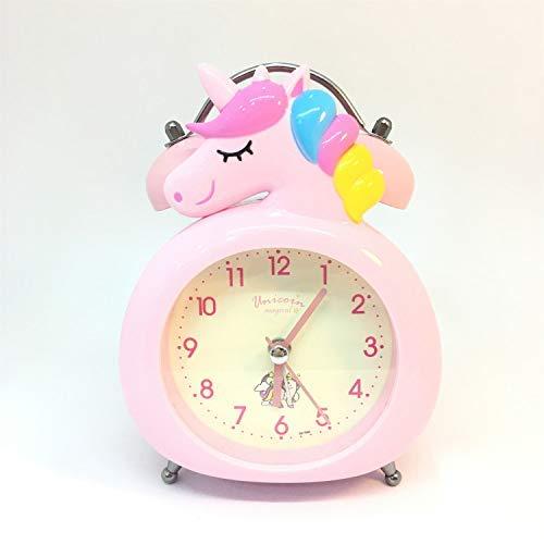 Cartoon Stijl Bell Small Leuke wekker for jongens en meisjes slaapkamer en Studie Bedside kleine schattige Alarm Clock