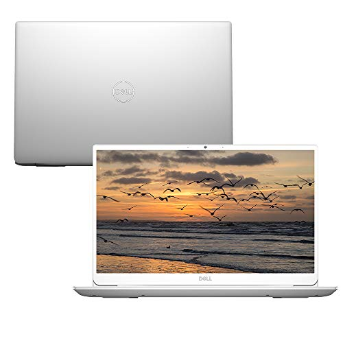 "Notebook Ultrafino Dell Inspiron i15-5590-A20S 10ª Geração Intel Core i7 8GB 256GB SSD Placa Vídeo NVIDIA 15.6"" Windows 10 Prata"