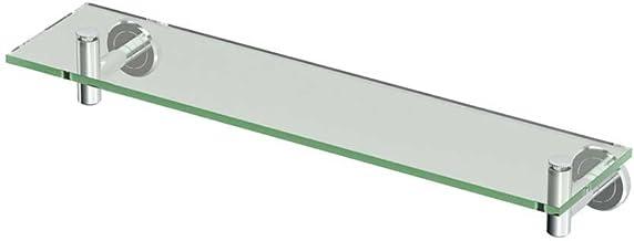 Glazen ijdelheid plank - Chroom