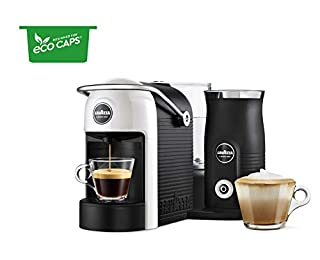 Lavazza A Modo Mio Jolie &  Milk Coffee Machine,with Milk Frother, White (B07BN8HLSJ) | Amazon price tracker / tracking, Amazon price history charts, Amazon price watches, Amazon price drop alerts
