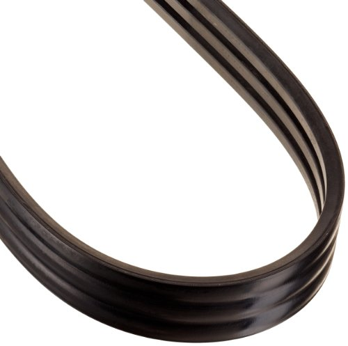"""Gates 3/B93 Hi-Power II Powerband V-Belt with V-80 Matching Program, B Section, 1-31/32"""" Overall Width, 13/32"""" Height, 96.0"""" Belt Outside Circumference"""