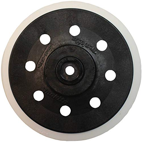 Find Bargain Makita A-91207 6 Round Backing Pad, Hook & Loop