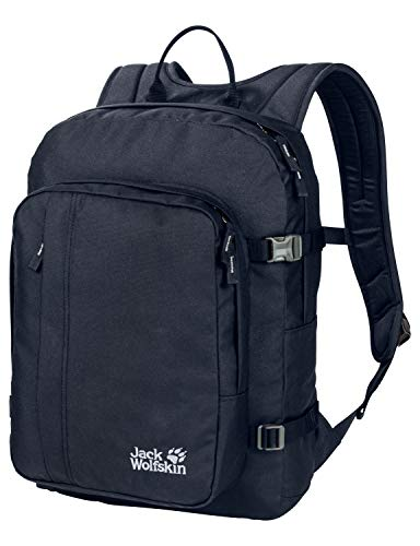 Jack Wolfskin Campus Bookpack Rucksack, Night Blue, ONE Size