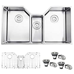 10 Best Stainless Steel Kitchen Sinks of 2020 (list of top rated stainless steel sinks) 20