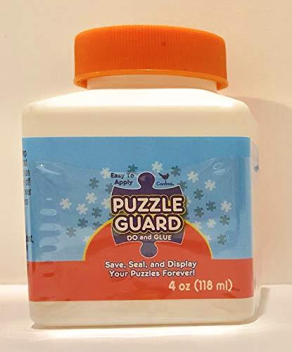 Puzzle Guard Do and Glue, 4 oz. Puzzle Glue