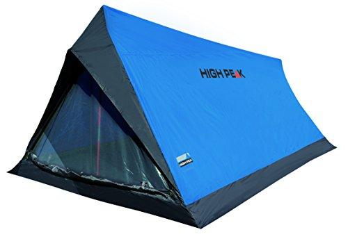 High Peak Zelt Minilite, Blau/Dunkelgrau, 10154