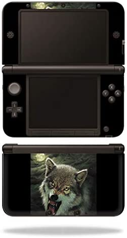 MightySkins Skin Compatible with Ranking TOP13 Nintendo Max 60% OFF Original XL 3DS 2012-