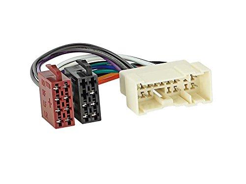Acv 1213–02Radio Cable de conexión para Nissan