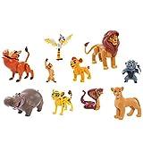 Just Play 77110 Lion Guard Pride Lands Deluxe Figure Set