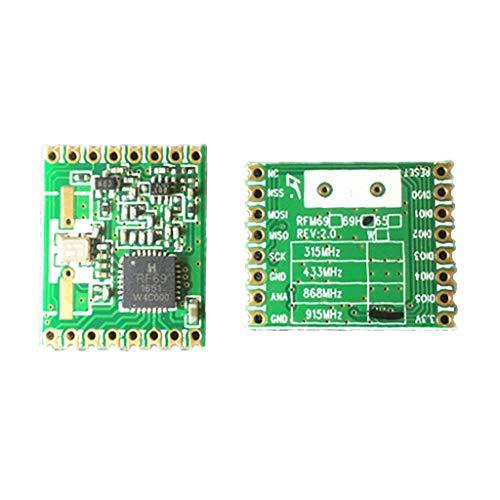 #N/a Nuevo RFM69HC SPI 20dBm Power Wireless Transceiver Module Remote Control - 915mhz