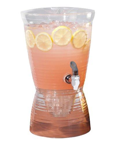 CreativeWare 1.5-Gallon Bark Beverage Dispenser