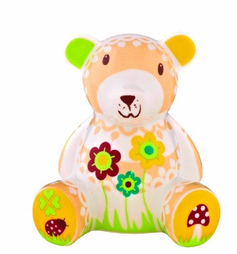 Ritzenhoff 2590005 Mini Teddybank Mohr Blumen H10