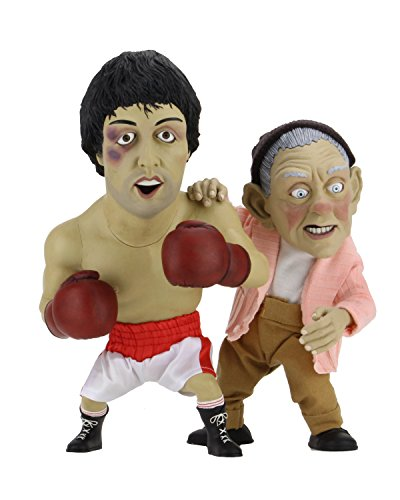 """NECA - Rocky – Limited Edition """"Rocky & Mickey Puppets"""" Maquettes"""