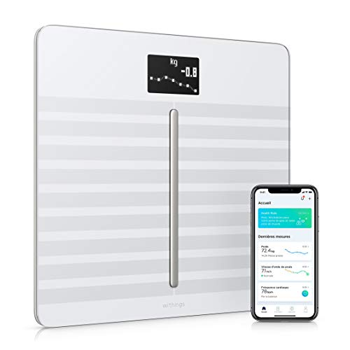 Withings Body Cardio - Balance Connectée avec...