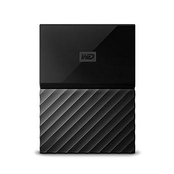 WD 4TB My Passport Game Storage Works with PS4 - USB 3.0 - WDBZGE0040BBK-NESN