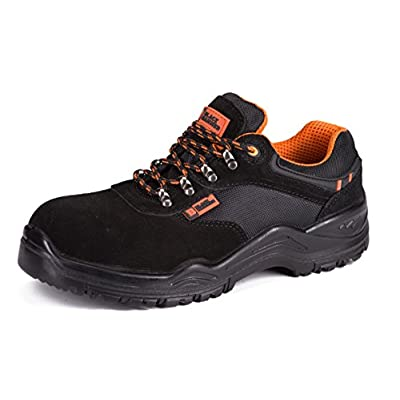 Amazon.co.uk: Wide Fit Safety Shoes