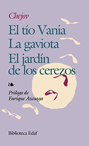 Tio Vania, El Jardin De Los Cerezos (Biblioteca Edaf)