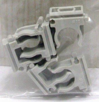 Klemmschellen M16 5Stck für starres Isolierrohr